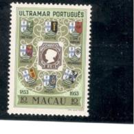 MACAU1954:Michel 404 Mnh** Cat.Value$20 - Macao
