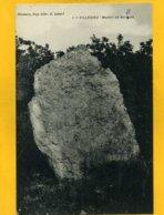 4107. -Villedieu - Menhir De Bouillant - Autres Communes