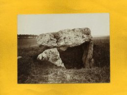 4108. -Prénouvellon - Dolmen De L'Ormeteau - Autres Communes