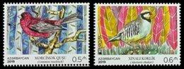 "ASERBAIDSCHAN  / AZERBAIJAN /AZERBAYCAN /-EUROPA 2019- NATIONAL BIRDS.-""AVES- BIRDS -VÖGEL- OISEAUX""- SET Of 2 Stamps. - 2019"