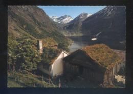 Noruega. *Geiranger* Nueva. - Noruega