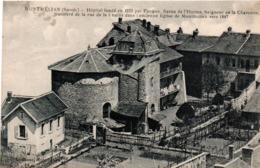 Montmélian - Hopital - édit Le Blanc - Montmelian