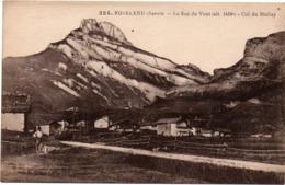 Roselend - Le Roc Du Vent - édit Grimal 324 - France