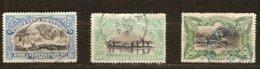 Belgisch Congo Belge 1894 OCBn° 22-24 (o) Oblitéré Cote 9,50 € - Belgisch-Kongo
