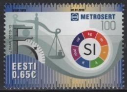 Estonia (2019) - Set -  /  Chemistry - Chimie - Quimica - Chimique - Química