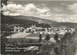 W5186 Brunico Bruneck (Bolzano) - Val Pusteria Pustertal - Panorama / Viaggiata 1964 - Andere Steden