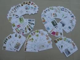 FRANCE  101 Enveloppes FDC  Année 2006 Très Bel état - FDC