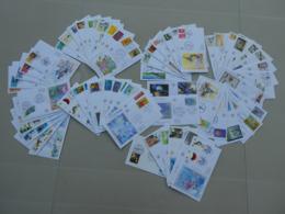 FRANCE  66 Enveloppes FDC  Année 2004 Très Bel état - FDC