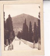 MALLORCA PALMA DE MAJORQUE   POLLENSA 1930 Photo Amateur Environ 7,5 Cm X 5, 5 Cm - Lieux