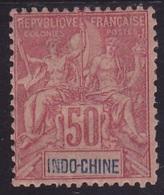 Indochine N° 13 Neuf *- Voir Verso & Descriptif - - Indochina (1889-1945)