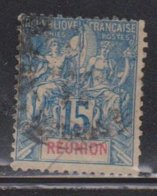 REUNION Scott # 41 Used - Reunion Island (1852-1975)