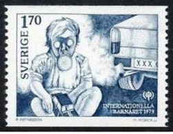 Suede  1979 IYC AIE MNH - Kind & Jugend