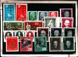 7158B) Germania-lotto Di Francobolli- MNH** - [6] Oost-Duitsland