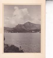 MALLORCA PALMA DE MAJORQUE PUERTO DE SOLLER   1930 Photo Amateur Environ 7,5 Cm X 5, 5 Cm - Lieux