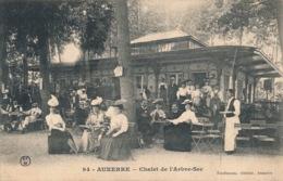 I132 - 89 - AUXERRE - Yonne - Chalet De L'Arbre Sec - Auxerre