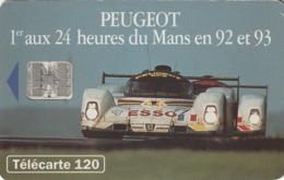 FRANCIA. Peugeot 905 3 - 2 Voitures. 120U. 0398. 07/93. (205). - Sport