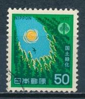 °°° JAPAN - Y&T N°1217 - 1977 °°° - Gebruikt