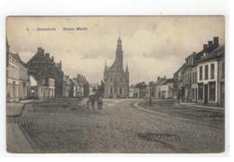 6. - Herentals Herenthals  - Groote Markt 1909 - Herentals