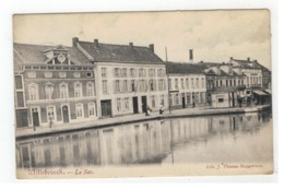 Willebroek -Willebroeck - Le Sas 1906 - Willebroek