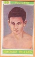 Figurina Sticker Campioni Dello Sport 1967-68 Panini - 450 ARMANDO PELLARIN - Pugilato - Panini