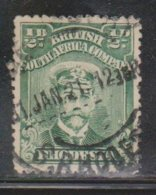 RHODESIA Scott # 119 Used - KGV - Great Britain (former Colonies & Protectorates)