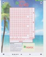 Lottery Ticket Unused Romania 6/49 - Lottery Tickets