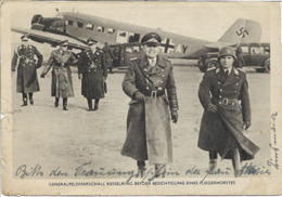 1939/45 - Generalfeldmarschall KESSELRING , Gute Zustand, 2 Scan - Weltkrieg 1939-45