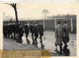 1939 - SS In Molkau Bei Leipzig, Org.Foto 11,5X8,5cm. , Gute Zustand, 2 Scan - Weltkrieg 1939-45
