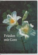 Book, Magazine - German Language - Frieden Mit Gott - Religion, Bethel Hamburg, 16 Pages, Nice Condition - Christianisme
