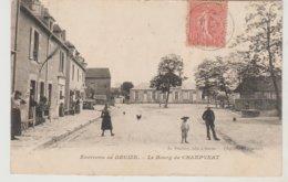 Nièvre Environs De DECIZE Le Bourg De CHAMPVERT - Altri Comuni