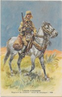 Légion étrangère- 1938  Signée - Tenue De Campagne - Uniformi