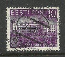 ESTLAND Estonia 1939 O MÄE Michel 149 - Estland