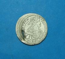 Austria 1 Kreuzer 1699, Silver - Autriche