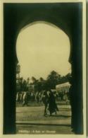 LIBIA / LIBYA - TRIPOLI - A SUK EL GIUMAH - EDIT SCIALOM HAGGIAG - FOTO F. MUZI - 1910s (BG4600) - Libya