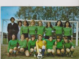 Football  Cp Equipe  Féminine F C S SECTION FEMININE 67 SCHWEIGHOUSE S/ MODER - Soccer