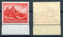 D. Reich Michel-Nr. 877yb Postfrisch - Geprüft - Allemagne