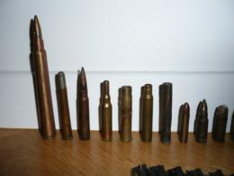 Munitions Diverses - Armes Neutralisées