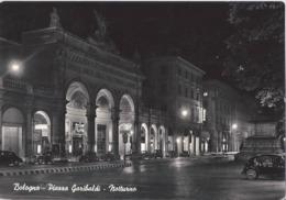 Bologna - Piazza Garibaldi - Notturno - H5707 - Bologna