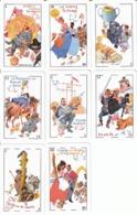 BARAJA ESPAÑOLA, PLAYING CARDS DECK, LA NOVELA PICARESCA ESPAÑOLA DEL SIGLO DE ORO - Playing Cards (classic)