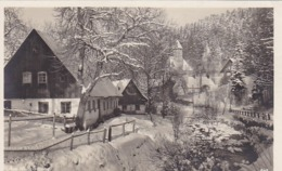 AK Wölfelsgrund - Międzygórze - Winter - 1929 (44158) - Schlesien