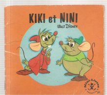 Collection Mini-Livres Hachette N°59 De 1965 KIKI Et NINI De Walt Disney - Livres, BD, Revues