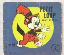 Collection Mini-Livres Hachette N°16 De 1963 PETIT LOUP De Walt Disney - Livres, BD, Revues
