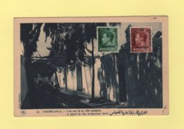 Morocco - Maroc - Casablanca Post Office - 1937 - Oficinas En  Marruecos / Tanger : (...-1958