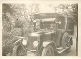 PHOTO FIACRE - Automobile