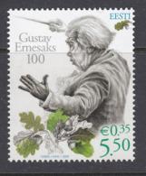 Estland 2008. Composer Gustav Ernesaks. MNH. Pf. - Estland