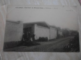CPA ANIMEE - HUILERIES CARLIER ET DUCATILLON - WILLEMS - Industry