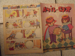 Amis-coop N° 41 De 1962. Journal BD à Redécouvrir. 36 Pages. - Magazines Et Périodiques