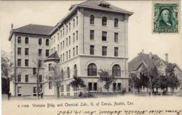 1951/ Womans Bldg. And Chemical Lab, U. Of Texas, Austin, 1905 - Austin