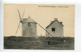Moulin Ile De Houat - Autres Communes