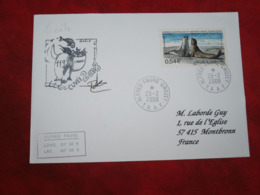 Crozet  29-2-2008 Programme 119 - Terres Australes Et Antarctiques Françaises (TAAF)